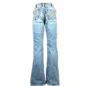 """Silver Suki 17"""" Jeans 30x32"""